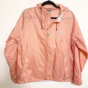 The North Face Lught Weig Rain Jacket Wind Breaker